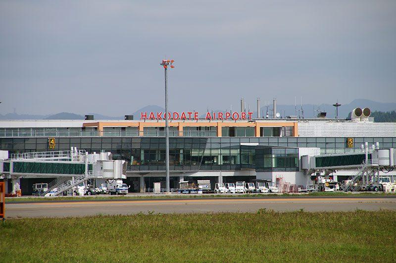 函館空港 | 函館スポットマップ...