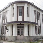 函館市臨海研究所(旧西警察署)