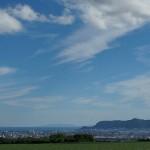 初夏の函館遠景
